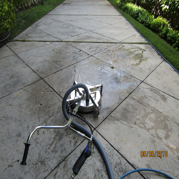 Driveway Cleaning Surface Cleaninig