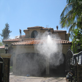 Brea Pressure Washing House