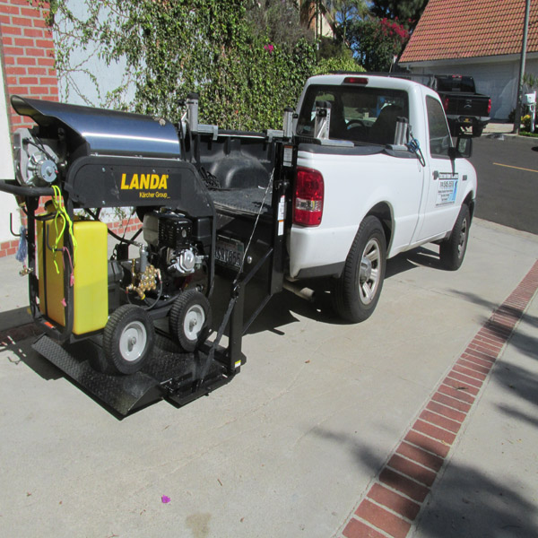 Landa Pressure Washing Equipment