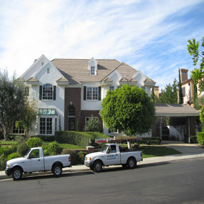 Roof Cleaning Brea
